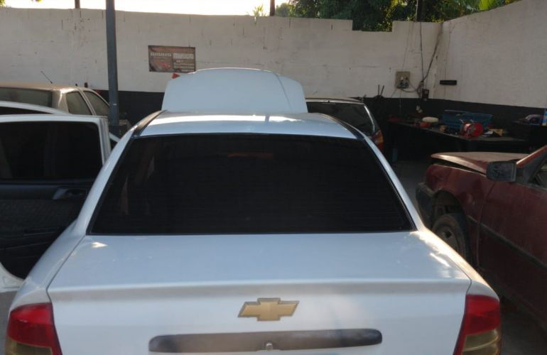 Chevrolet Astra Sedan GL 1.8 MPFi - Foto #7