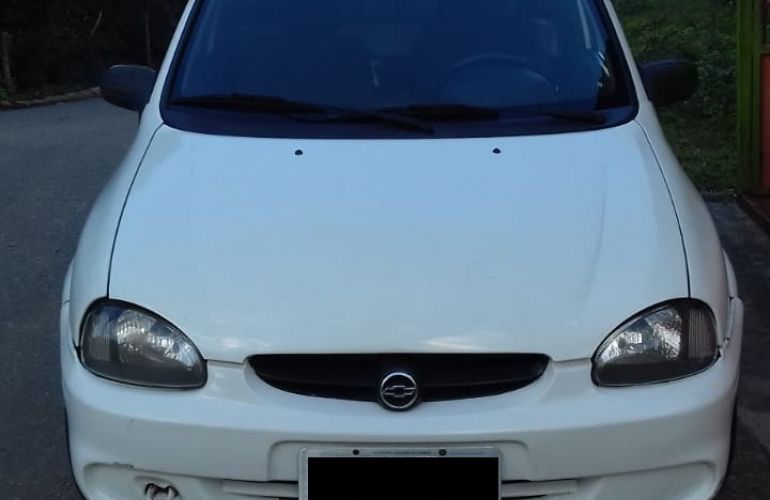 Chevrolet Corsa Pick Up St 1.6 MPFi - Foto #6