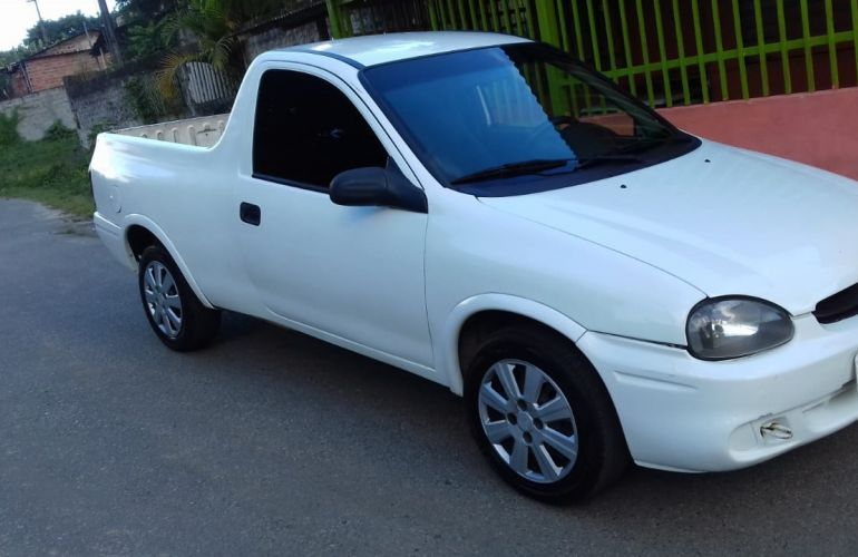 Chevrolet Corsa Pick Up St 1.6 MPFi - Foto #7