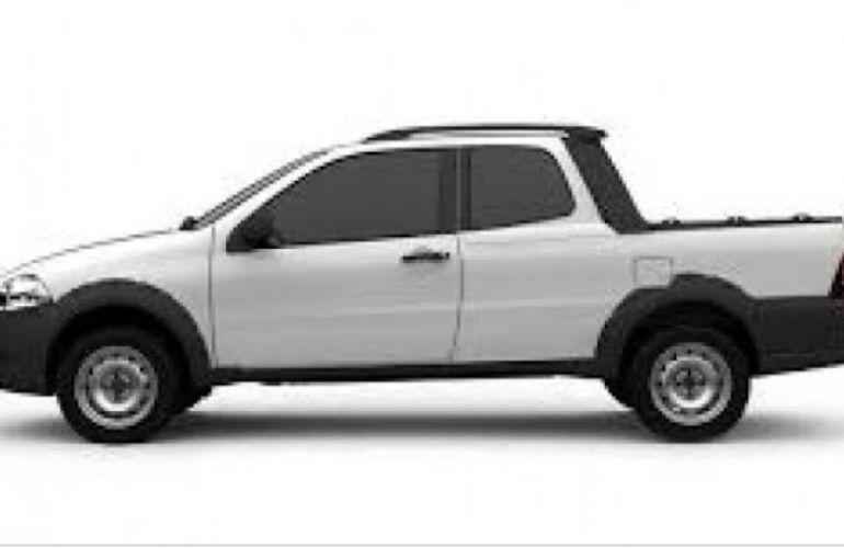 Fiat Strada Working 1.4 (Flex) (Cabine Dupla) - Foto #1