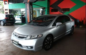 Honda New Civic LXL 1.8 16V (Aut) (Flex) - Foto #2