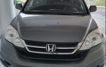 Honda CR-V 2.0 16V 4X2 LX (aut) - Foto #5