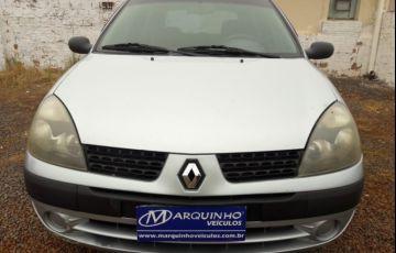 Renault Clio Hatch. Authentique 1.0 8V - Foto #1