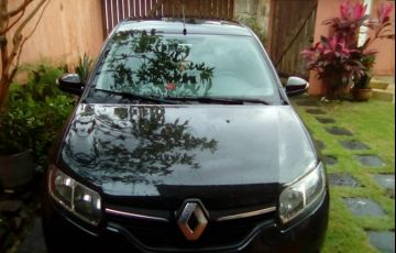 Renault Logan Expression Pack Avantage 1.6 8V Hi-Power (Flex)