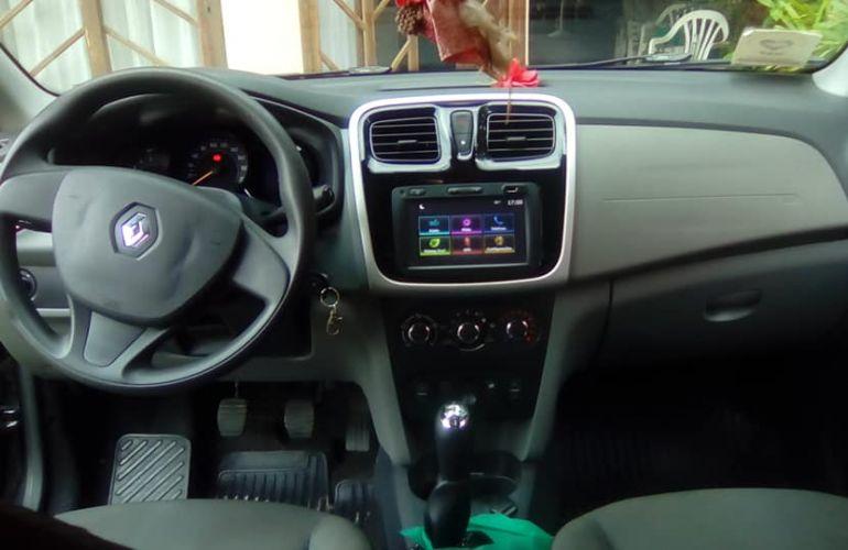 Renault Logan Expression Pack Avantage 1.6 8V Hi-Power (Flex) - Foto #2