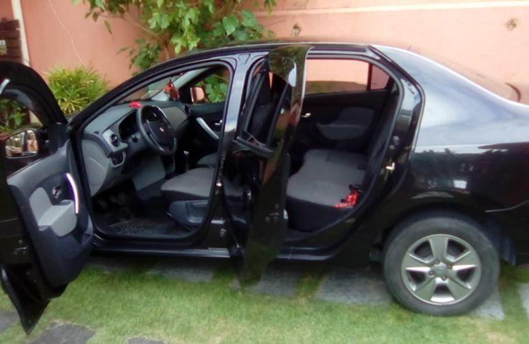 Renault Logan Expression Pack Avantage 1.6 8V Hi-Power (Flex) - Foto #4