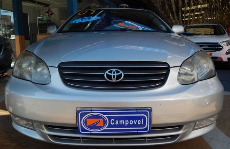 Toyota Corolla Fielder 1.8 16V - Foto #1