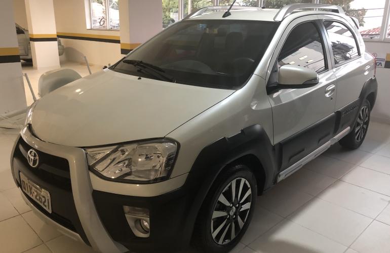 Toyota Etios Cross 1.5 (Flex) (Aut) - Foto #5