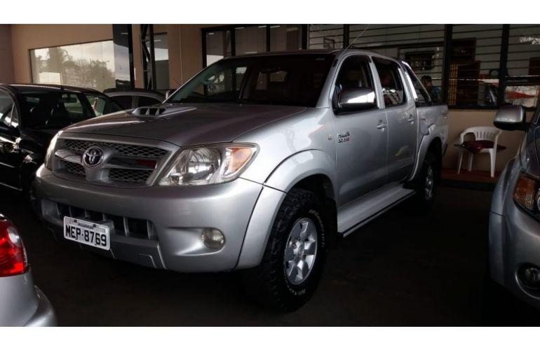 Toyota Hilux SRV 4x2 3.0 (cab. dupla) - Foto #8