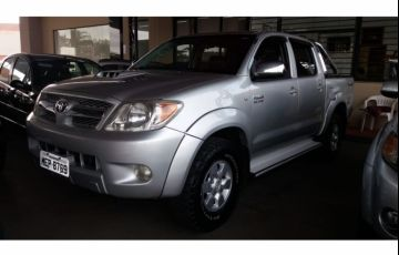 Toyota Hilux SRV 4x2 3.0 (cab. dupla) - Foto #9
