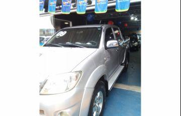 Toyota Hilux SRV 4X4 3.0 (cab dupla) (aut) - Foto #9