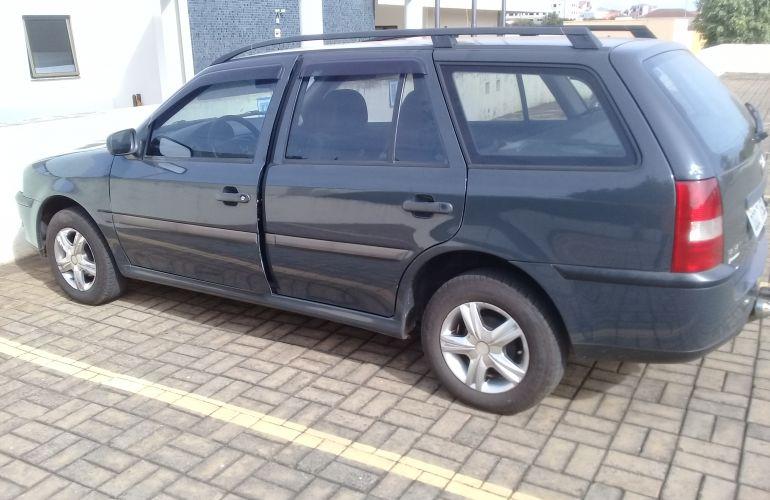 Volkswagen Parati City 1.6 MI (Flex) - Foto #1
