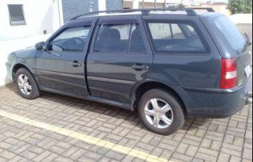 Volkswagen Parati City 1.6 MI (Flex)