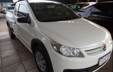 Volkswagen Saveiro Trend 1.6  (Flex) (cab. estendida) - Foto #3