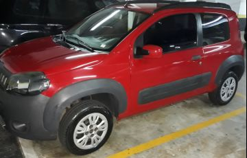 Fiat Uno Way 1.0 8V (Flex) 2p - Foto #2