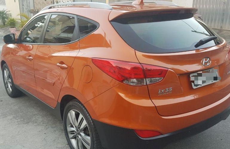 Hyundai ix35 2.0L 16v GLS (Flex) (Aut) - Foto #5