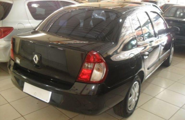 Renault Clio Sedan Authentique 1.0 16V Hi-Flex - Foto #9