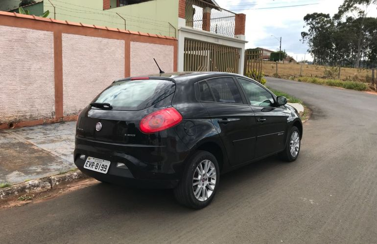 Fiat Bravo Absolute 1.8 16V Dualogic (Flex) - Foto #8