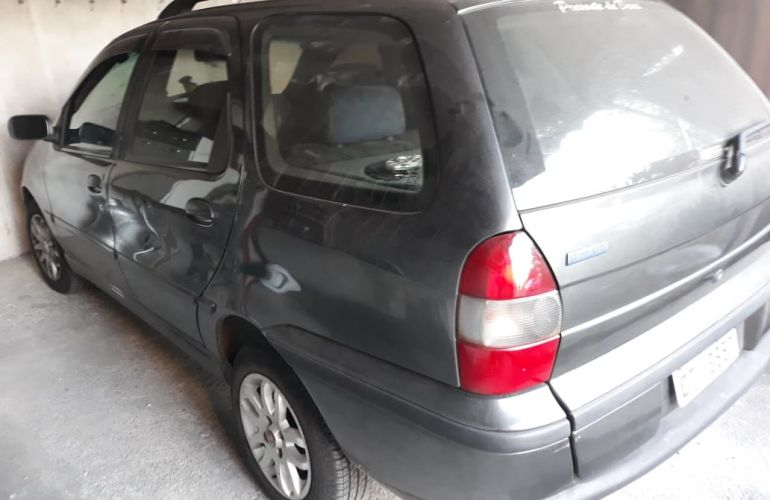 Fiat Palio Weekend 6 marchas 1.0 MPi - Foto #5