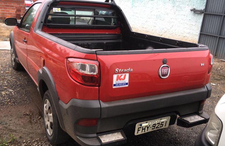 Fiat Strada Working 1.4 (Flex) - Foto #4