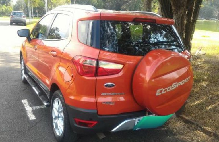 Ford Ecosport Titanium 2.0 16V (Flex) (Aut) - Foto #3
