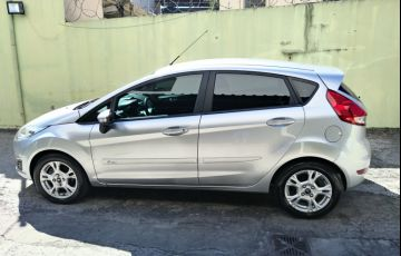 Ford Fiesta Hatch SE Rocam 1.6 (Flex) - Foto #4