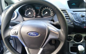 Ford Fiesta Hatch SE Rocam 1.6 (Flex) - Foto #9