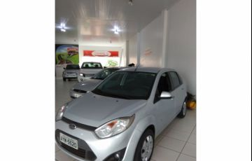 Ford Fiesta Sedan 1.6 (Flex) - Foto #1
