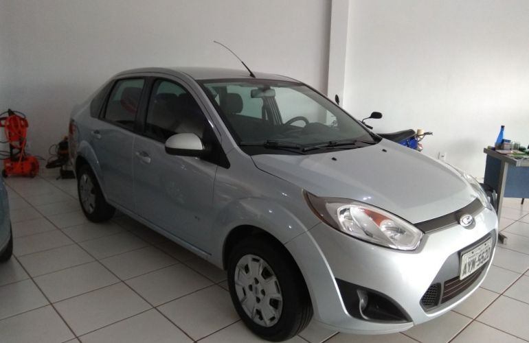 Ford Fiesta Sedan 1.6 (Flex) - Foto #5