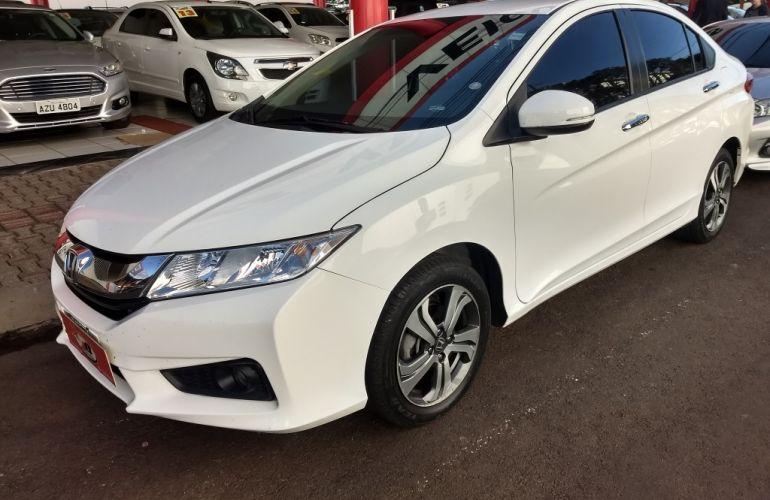 Honda City EX 1.5 CVT (Flex) - Foto #1