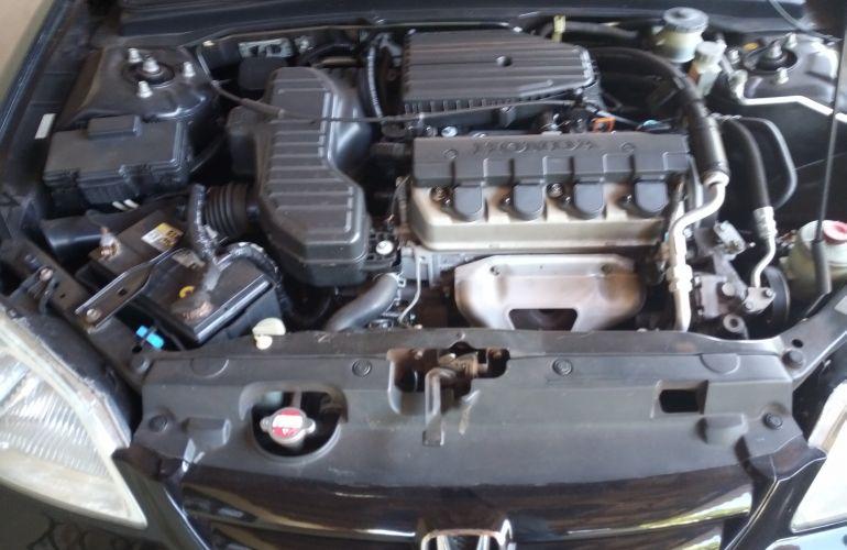 Honda Civic Sedan LXL 1.7 16V - Foto #7