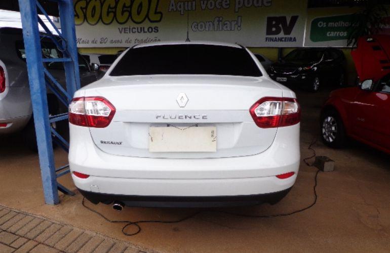 Renault Fluence 2.0 16V Dynamique X-Tronic (Aut) (Flex) - Foto #4