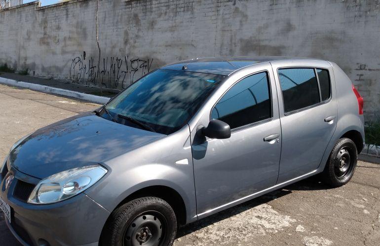 Renault Sandero Authentique 1.0 16V (Flex) - Foto #10