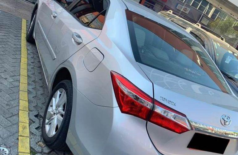 Toyota Corolla 1.8 GLi Upper Multi-Drive - Foto #2