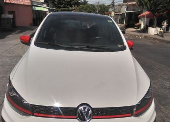 Volkswagen Fox 1.6 16v MSI Pepper (Flex) - Foto #5