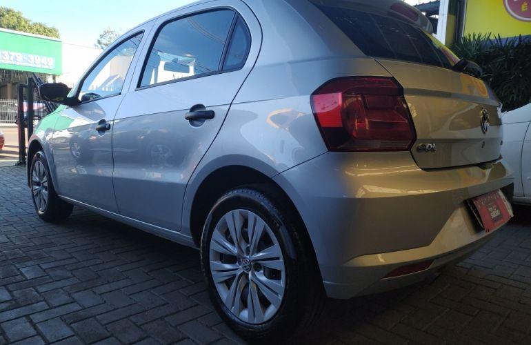 Volkswagen Gol 1.6 VHT Trendline (Flex) 4p - Foto #6