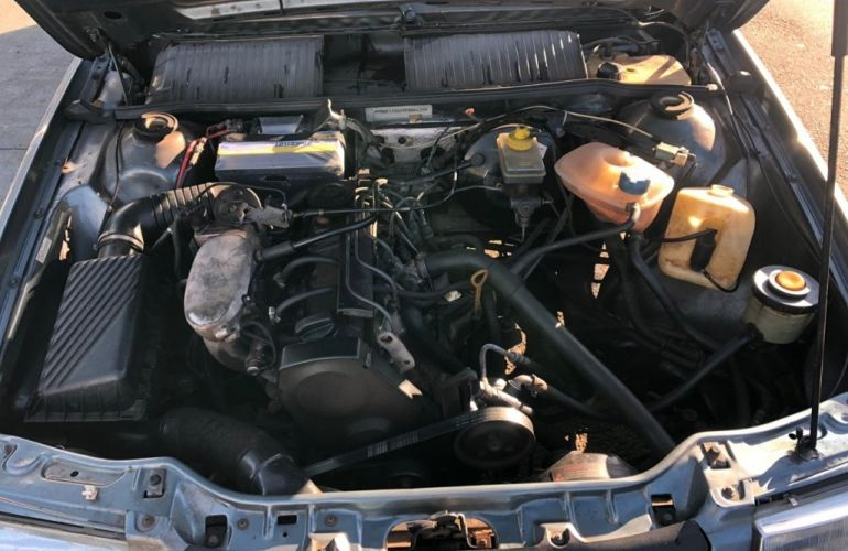 Volkswagen Santana 1.8 Mi (�lcool) - Foto #10