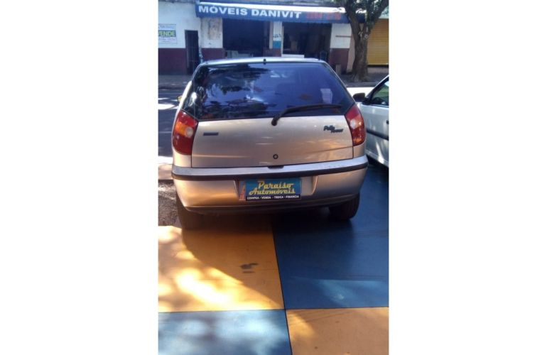 Fiat Palio Young 1.0 8V Fire 4p - Foto #5