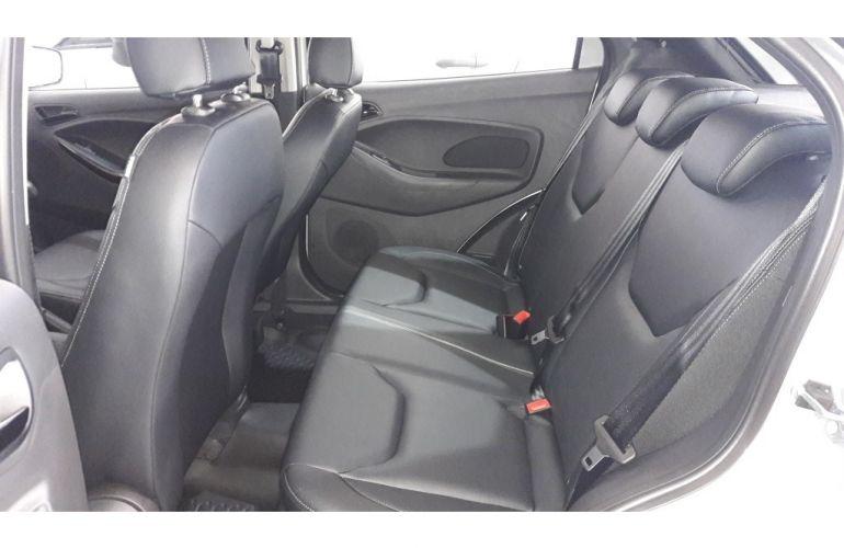 Ford Ka 1.5 Titanium 16v (Flex) (Aut) - Foto #5