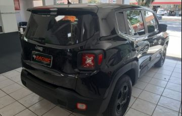 Jeep Renegade 1.8 (Aut) (Flex) - Foto #5