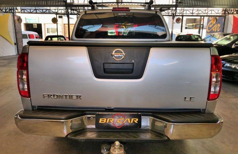Nissan Frontier LE Attack 2.5 4X4 (Cab.Dupla) (aut) - Foto #5
