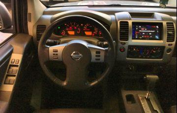 Nissan Frontier LE Attack 2.5 4X4 (Cab.Dupla) (aut) - Foto #9