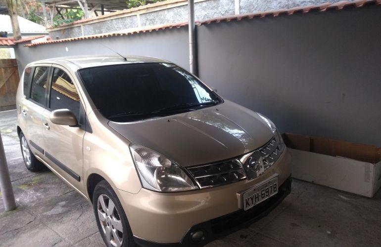 Nissan Livina SL 1.6 16V (flex) - Foto #6