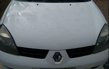 Renault Clio Hatch. Authentique 1.0 16V (flex) 4p