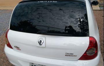 Renault Clio Hatch. Authentique 1.0 16V (flex) 4p - Foto #2