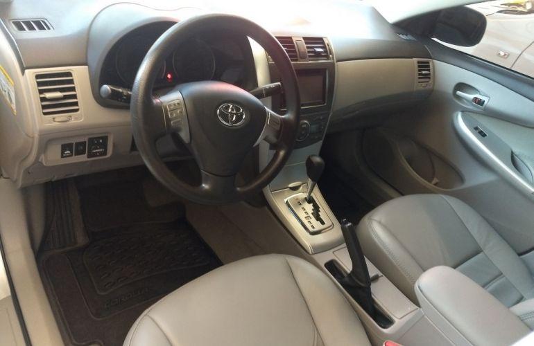 Toyota Corolla 1.8 Dual VVT-i GLi (Flex) - Foto #9