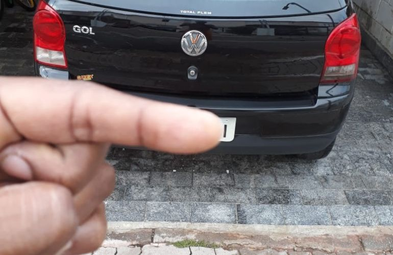 Volkswagen Gol City 1.0 (G4) (Flex) - Foto #4