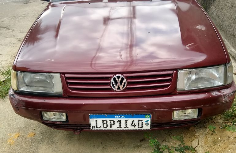Volkswagen Santana 2.0 MI - Foto #9