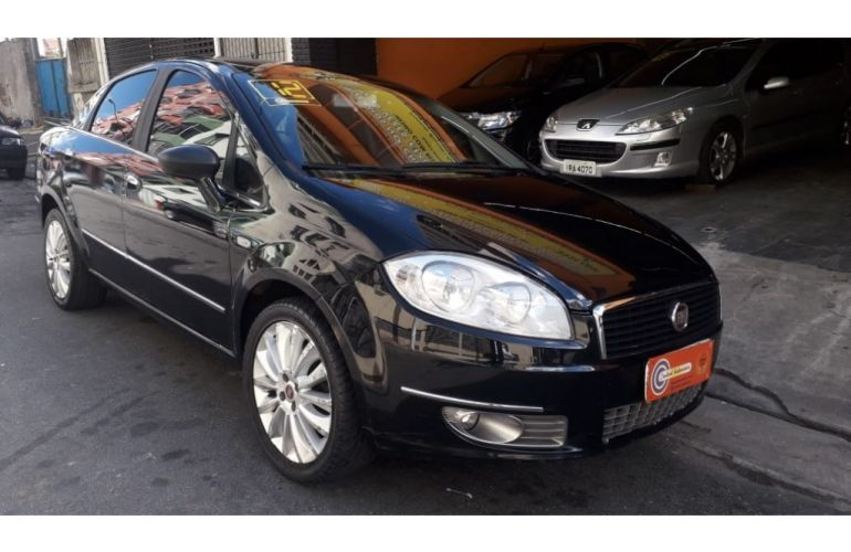 Fiat Linea Absolute 1.8 16V Dualogic (Flex) - Foto #2