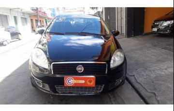 Fiat Linea Absolute 1.8 16V Dualogic (Flex) - Foto #3